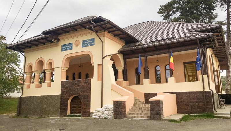 Primaria comunei Valea Salciei